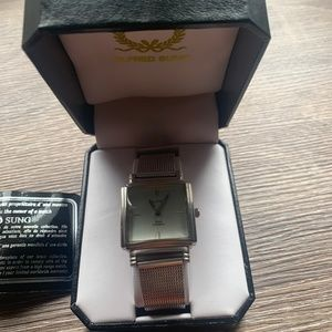 ALFRED SUNG AUTHENTIC VINTAGE WATCH